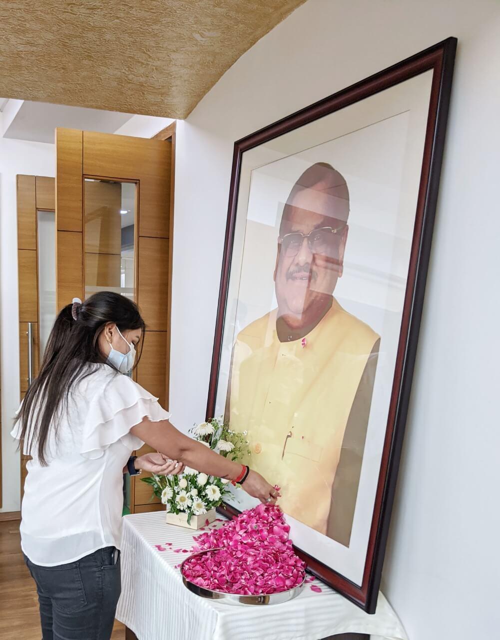 Death anniversary of akhilesh das ji (5)