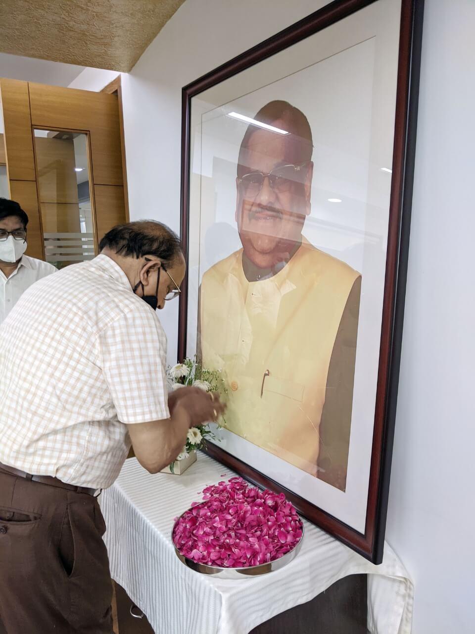 Death anniversary of akhilesh das ji (6)
